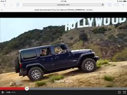 jeep wrangler ads how jeep u0027s u201ci love you california u201d ad is worsening hollywoodland u0027s