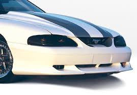 mustang all models 1994 1998 ford mustang all models custom style front lip