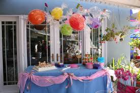 interior design view candy themed birthday party decorations