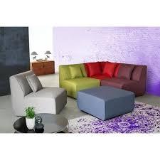 canape chauffeuse modulable canapé tobi modulable multi couleur achat vente canapé sofa
