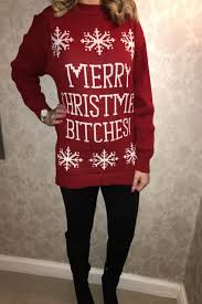 merry bitches sweater merry bitches jumper want that trend