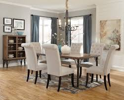 home decor ideas for dining rooms room new white upholstered dining room chairs design ideas