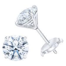 diamond studs earrings diamond studs costco