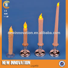 wholesale battery operated remote control christmas candle lights