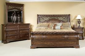 Liberty Furniture Arbor Place Sleigh Bedroom Set - Good quality bedroom furniture uk