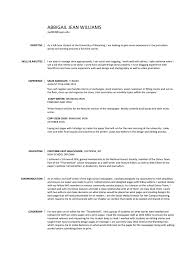 canadavisa resume builder tj maxx resume resume for your job application abbey j williams