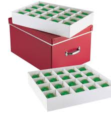 Christmas Ornament Storage Amazon by Christmas Storage Boxes For Ornaments Storage Decorations