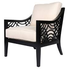 Accent Chairs Black And White White Accent Chair Design