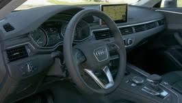 2001 audi a4 interior audi a4 avant g interior design trailer by automototv