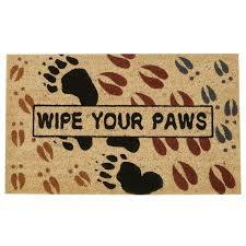 Wipe Your Paws Coir Coco 57 Best Doormats Images On Pinterest Door Mats Coir Doormat And