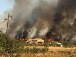 Wildfire Documentary by Wildfires In Dalmatia Zadar Fires Put Out Still Burning Near