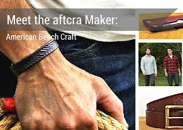 Bench Craft Leather Inc Benchcraft Belts The Belt