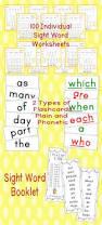 primer sight word worksheets sight word worksheets sight words