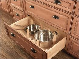 kitchen pull out organizer sliding drawers for pantry spoon