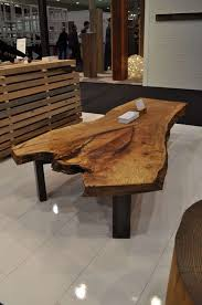Natural Wood Coffee Tables 58 Best Live Edge Coffee Table Images On Pinterest Wood