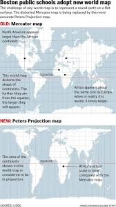 World Map Without Distortion by 1000 Year Old World Map Found In 1907 Newspaper Shows More Land