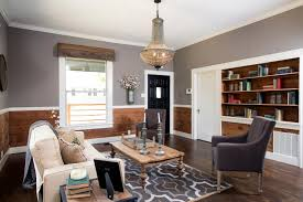 pictures of living room decorating with shiplap ideas from hgtv s fixer upper hgtv s