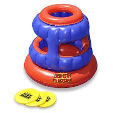 Inflatable Pool Target Swimline Slot Slam Game Toysplash