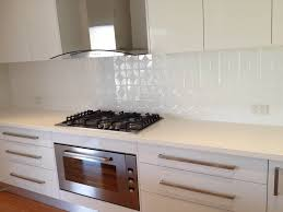 kitchen splashbacks ideas the kitchen is now complete with its mudgee pressed metal