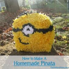 bumblebee pinata how to make a pinata the mitten
