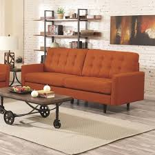 City Furniture Sofas by Coaster Kesson Mid Century Modern Sofa Value City Furniture Sofas