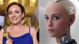 Ex Machina Asian Robot Oscar Nominee Talks About Creating The Ex Machina Robot Bbc News