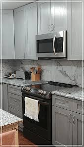 kitchen cabinets gray stain 7 types of kitchen cabinet finishes kitchen cabinet
