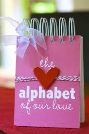valentines1000 photo album alphabet of our personalized gift letters what i