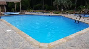 backyard pool makeover sider crete inc sider crete inc
