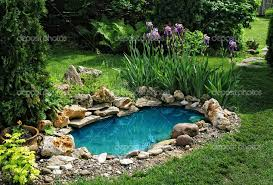 How To Create A Beautiful Backyard Outdoor Fish Pond Ideas 20 Beautiful Backyard Pond Ideas Home