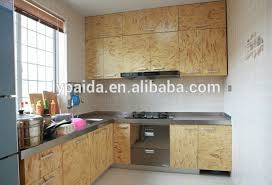 cuisine osb osb kitchen cabinets osb pros cons of oriented strand board