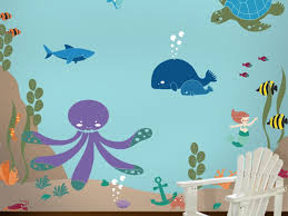 wall 10 creative yet simple projects for kids rooms amazing
