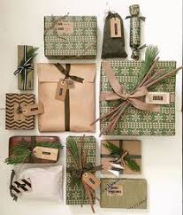 rustic christmas wrapping paper diy 5 gift wrap ideas for christmas wraps holidays and gift