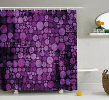 circles shower curtains ebay
