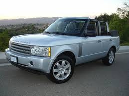 land rover convertible blue range rover hse convertible
