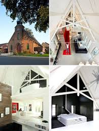 Barns Turned Into Homes by 8 Examples Of Churches That Have Been Converted Into Contemporary