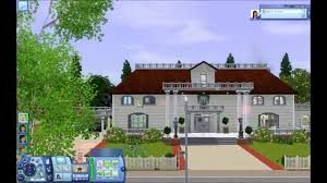sims 3 sears house 1915 1920 the magnolia youtube