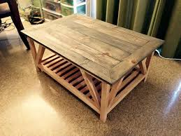 Diy Wooden Pallet Coffee Table by Diy Pallet Workbench