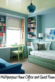 guest room office space ideas home office paint colors with