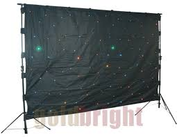 Curtain Vision Ever Famous Goldbright Lighting Supply Led Vision Curtain Led
