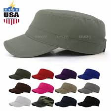 Military Flag Patch Army Baseball Cap Hats Ebay
