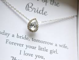 wedding gift jewelry of the gift necklace gift of