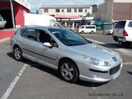 peugeot south africa price and specification of peugeot 407 2 2 s w for sale http ift