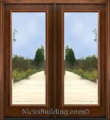 leaded glass french doors full glass double door french doors with clear glass mahogany
