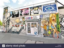 Wall Scenes by Germany Berlin East Side Gallery East Side Gallery Store Wall