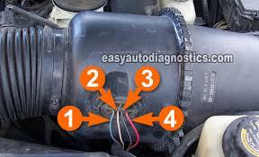 ford ranger oxygen sensor symptoms part 1 how to test the ford maf sensor 4 2l 4 6l 5 4l