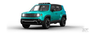 3dtuning of jeep renegade suv 2015 3dtuning com unique on line