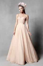 dusty wedding dress pretty blush wedding dress from watters 2014 bridal