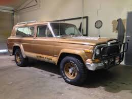 gold jeep cherokee 1979 jeep cherokee chief s golden eagle for sale in boise idaho 6k