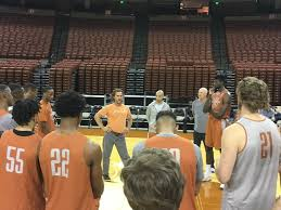 Texas what is traveling in basketball images Matthew mcconaughey talking to the texas basketball team is the jpg